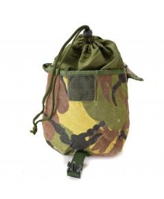 กระเป๋าทหาร Dutch army utility pouch modular Molle carrying bag military Medium DPM ของแท้ มือสอง