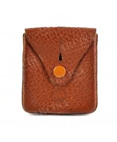 กระเป๋าทหาร Brand BGS real leather compass pouch ของแท้