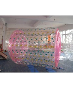 Water Roller ลูกบอลน้ำซอฟอลน้ำทรงกระบอก