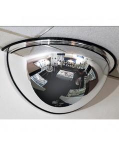 กระจกโดม ติดเพดาน แบบครึ่งโดม 180 องศา