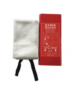 ผ้าห่มกันไฟ ผ้ากันความร้อน ผ้ากันไฟ fire blanket