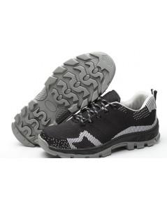 รองเท้าผ้าใบเซฟตี้ รองเท้าผ้าใบนิรภัย ยี่ห้อร็อคโค่ ROCCO The Cloud รุ่นเดอะคราวน์