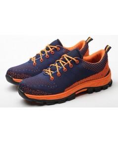 รองเท้าผ้าใบเซฟตี้ รองเท้าผ้าใบนิรภัย ยี่ห้อร็อคโค่ ROCCO The Sun รุ่นเดอะซัน