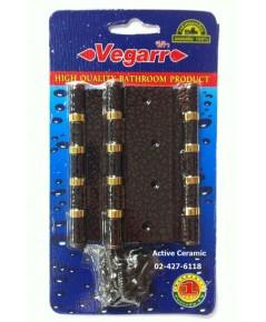 บานพับประตู V2004EAC วีก้า Vegarr แพ๊ค3อัน