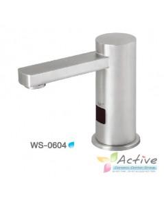ก๊อกน้ำห้องแล็บ ก็อกหมอ ก๊อกเซ็นเซอร์ ทำจากสเตนเลส 304 WS-0604