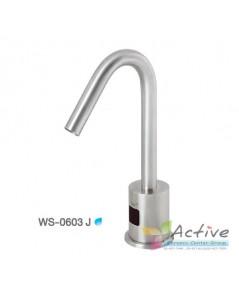 ก๊อกน้ำห้องแล็บ ก็อกหมอ ก๊อกเซ็นเซอร์ ทำจากสเตนเลส 304 WS-0603J
