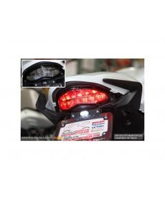 ไฟท้าย พร้อมไฟเลี้ยว  Motodynamic สำหรับ Monster 821 2018+