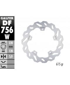 จานเบรคหลัง Galfer สำหรับ S1000R naked 2014+
