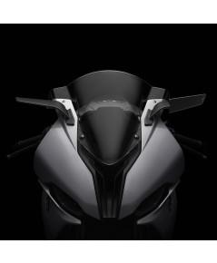 กระจกข้าง Rizoma รุ่น stealth ทำหน้าที่เป็นเหมือนสปอยเลอร์ สร้างแรงกด downforce สำหรับ S1000RR 2020+