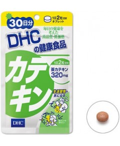 DHC  Catechin คาเทชิน 30วัน สารสกัดจากชาเขียว ต้านอนุมูลอิสระ ชลอความแก่ ลดไขมันในเส้นเลือด ได้ดี