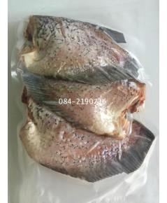 ปลาแรดแดดเดียว แพ็คสูญญากาศ ตราปลาอนามัย