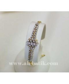 สร้อยข้อมือเพชรโบราณ Peranakan nyonya jewelry