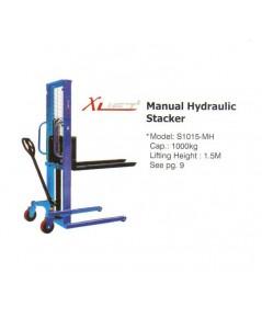 MANAUAL HYDRAULIC STACKER