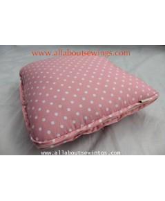 หมอนผ้าห่ม ผ้า Cotton-โพลี