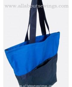 กระเป๋าผ้าแคนวาส (2 in 1 )