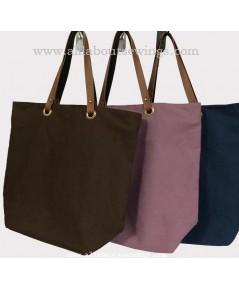 กระเป๋าสะพายผ้าแคนวาส