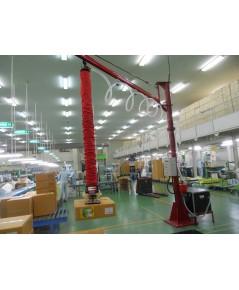 Fix Pillar jib crane VL120/20 Vaculex Vacuum lifter   เครื่องช่วยยกกล่อง ระบบสูญญากาศ 40 กก.