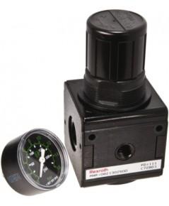 Bosch 0821302500 Pressure Regulator G1/2+Gauge 0.5-10bar
