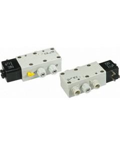 Rexroth Bosch Pneumatic,valve,740,24Vdc,8mm tube fitting,single solenoid 5727970220