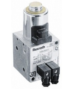Rexroth Bosch Proportional Valve 0-10bar 20mA for ED02 P/N.R414002411