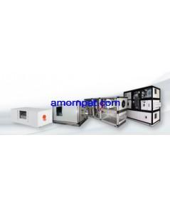 Fan coil เครื่องปรับอากาศแยกส่วน/ air duct / แอร์ดักท์ / แอร์ท่อลม /แอร์โรงงาน Trane เทรน เบอร์ 5