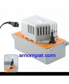 เดรนปั๊ม Drain pump ปั๊มระบายน้ำทิ้ง สำหรับ เครื่องปรับอากาศ แอร์ เทรน Trane_Copy_Copy_Copy_Copy_Cop