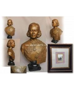 สมเด็จพระเทพรัตน์ราชสุดาสยามบรมราชกุมารี ศิลปิน อ. ปัทม์ บุณยรังค