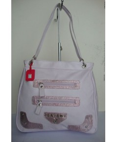 ==SOLD OUT==PLAYBOY LADIES large HANDBAG: LILAC