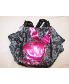 กระเป๋า PLAYBOY FAUX LEATHER PINK BUNNY