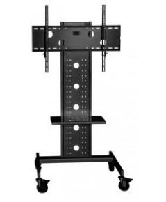 ชั้นวางดีวีดี และทีวีแอลซีดีแบบเคลื่อนย้ายได้ LCD829 สำหรับ30-60นิ้ว