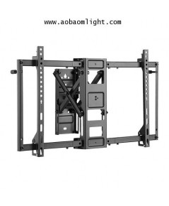 LOW COST VIDEO WALL MOUNT For most 37inch-70 inch LED, LCD flat panel displays and TVs