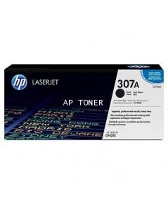HP TONER 5225 307 BLACK Model : CE740A