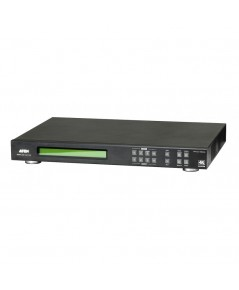 4X4 4K HDMI MATRIX SWITCH VIDEO WALL SUPPORT WITH SCALER รุ่น  VM6404H
