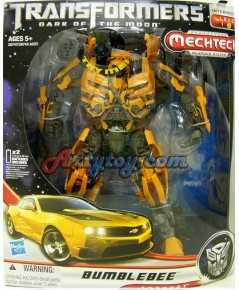 Transformers  Dark of The Moon : Mechtech : Bumblebee