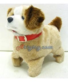 ลูกสุนัขตีลังกา(FNB) ใส่ถ่าน ตัวขนปุกปุยน่ารัก