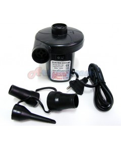 ปั๊มลมไฟฟ้า (ZUPN) สามารถสูบลมเข้าหรือดูดลมออก  เหมะาสำหรับสระน้ำและอุปกรณ์เด็กเล่นหลากหลายชนิด