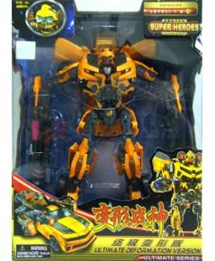 Transformers  Bumble Bee งานสวย มีอาวุธพร้อม แปลงร่างเป็นรถได้