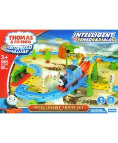 Thomas  Friends E5004 (MUPN) รถไฟโทมัสพร้อมรางระบบเซนเซอร์อัฉริยะ น่าตื่นตาตื่นใจ