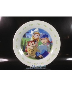 จานเซรามิคที่ระลึก A Dog of Flanders Limited Collection Original@Nippon animation co.,Ltd.