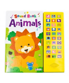 Sound Book Animals +Sound Pad