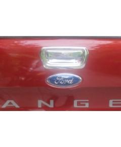 เบ้าเปิดกระบะท้าย New Ranger 2012