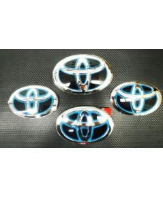 โลโก้ Toyota Hybrid-แท้