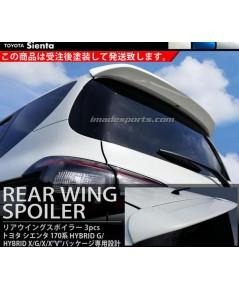 Spoiler Sienta แบบ Rear Wing RS