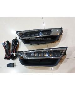 ไฟตัดหมอก LED CRV G5