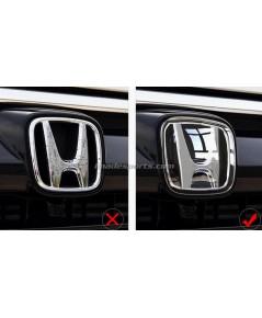 เลนส์ปิด Logo Honda