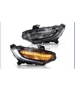 โคมไฟหน้า LED (RS Type)