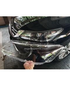 เปลี่ยนเลนส์โคมไฟหน้าใหม่ Accord G9