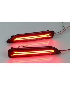ไฟหรี่ เบรค LED กันชนหลังรุ่นปี 2010-2012