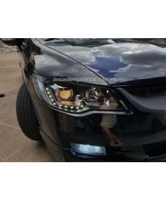 โคมไฟหน้า Civic FD Projector EGE5