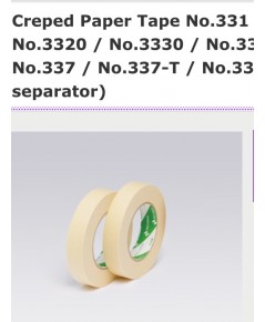 Nichiban Creped Paper Tape No. 331